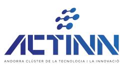 ACTINN - Andorra Clúster de la Tecnologia i la Innovació