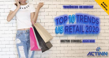 reptes sectorials - Tendències mercat Retail Americà
