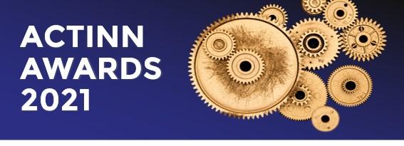 ACTINN AWARDS 2021 Premis innovadors